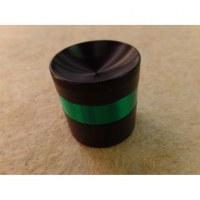 Grinder noir bandeau vert