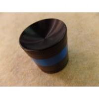 Grinder noir bandeau bleu