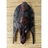Masque tribal baboon
