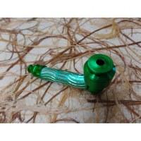 Pipe yamba alu vert menthe