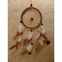 Dreamcatcher marron clair hawi II