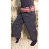 Pantalon Myanmar noir