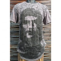 Tee shirt M Che Guevara prune