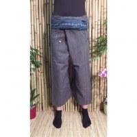 Pantalon Myanmar gris