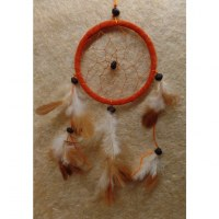 Dreamcatcher orange hawi II