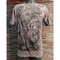 Tee shirt Vinayak marron