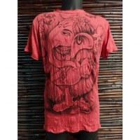 Tee shirt Vinayak rouge
