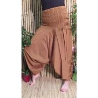 Pantalon Afghan rouille