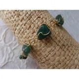Bracelet en perles aventurine