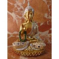 Bouddha vitarka mudra