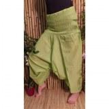 Pantalon Afghan pistache