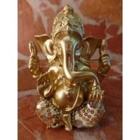 Petit Ganesh doré
