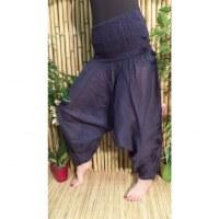 Pantalon Afghan marine