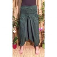 Pantalon Afghan vert sapin