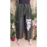Pantalon Vientiane kaki dragon