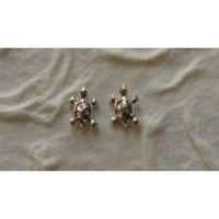 Boucles d'oreilles les tortues