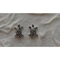 Boucles d'oreilles les tortues 2