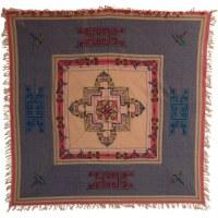 Tenture Chitwan dorje/Bouddha eyes