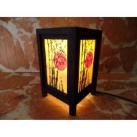 Lampe style japonais