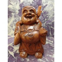 Bouddha debout Pu Tai yuan bao