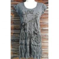 Mini robe grise Vespa 55