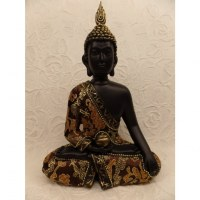 Bouddha noir Bhaishavaguru