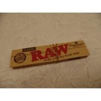 Feuilles kingsize classic Raw