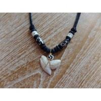 Collier perles Aum medewi