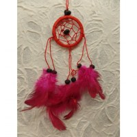 Dreamcatcher rouge paah II