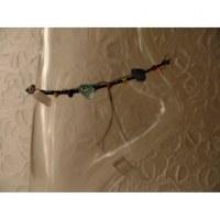 Bracelet cheville hin noir/color