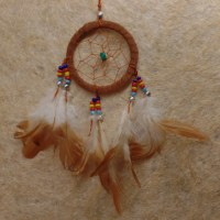 Dreamcatcher marron noisette kum II