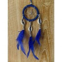 Capteur de rêves bleu marine wiyaka