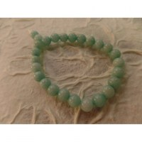 Bracelet tibétain amazonite