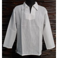 Chemise blanche Lampang