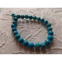 Bracelet tibétain variscite