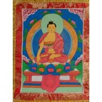 Thangka Ratnasambhava