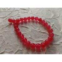 Bracelet tibétain rubis