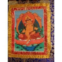 Thangka Jambhala
