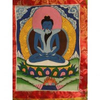 Thangka Samantabhadra