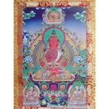 Grand thangka Amitabha
