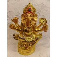 Ganesh doré