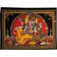 Petite tenture Ganesh
