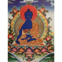 Grand thangka Akshobhya