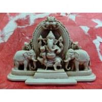 Ganesh et les éléphants