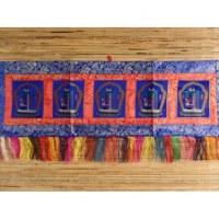 Broderie tibétaine 5 kalachakra