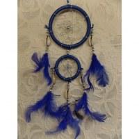 Capteur de rêves bleu apache