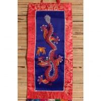 Tanka dragon rouge