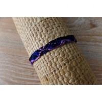Bracelet brésilien Manaus plat 15