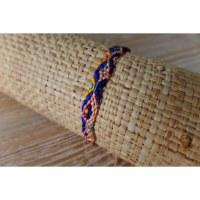Bracelet brésilien Manaus plat 19