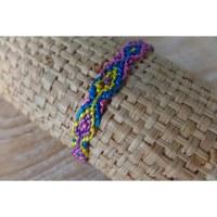 Bracelet brésilien Manaus plat 24